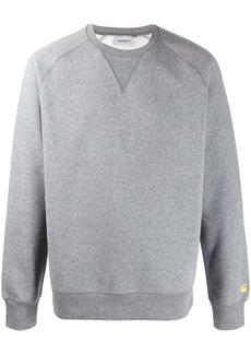 Carhartt Chase logo sweatshirt