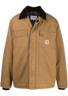 Carhartt fitted windbreaker jacket