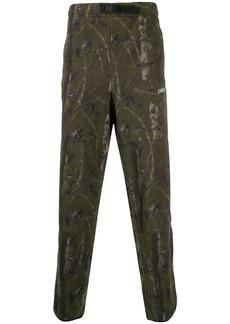 Carhartt logo track trousers