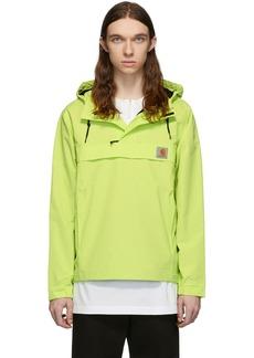 Carhartt Green Nimbus Pullover Jacket