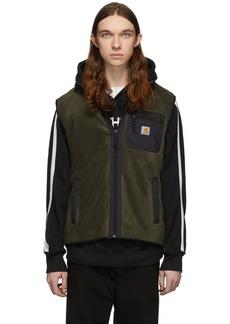 Carhartt Green Prentis Vest Liner