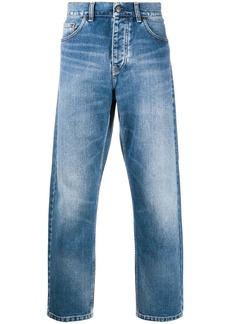 Carhartt high-rise straight leg trousers