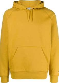 Carhartt embroidered logo hoodies