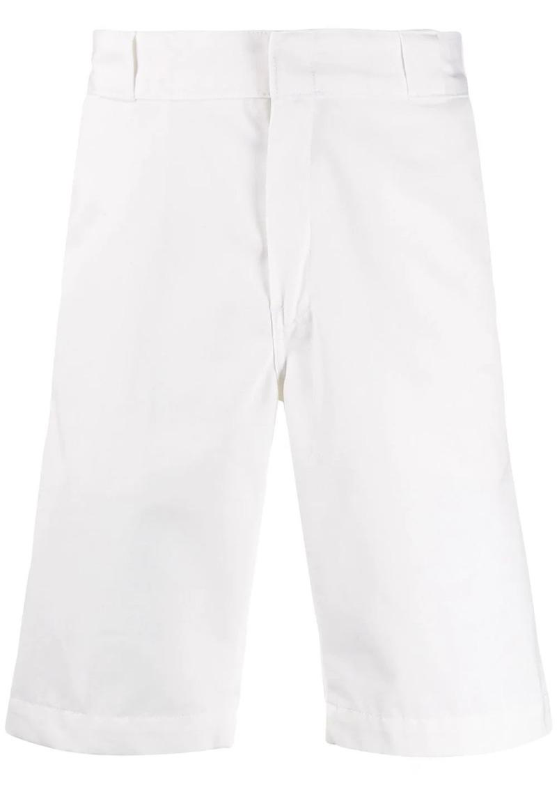 Carhartt knee-length tailored shorts