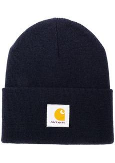 Carhartt logo knit cap