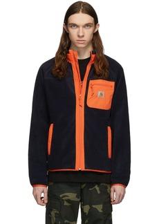 Carhartt Navy Prentis Liner Jacket