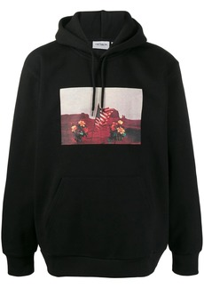 Carhartt photographic print hoodie