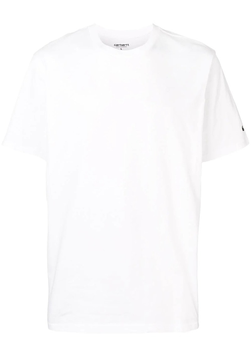 Carhartt Base logo sleeve T-shirt