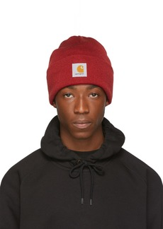 Carhartt Red Watch Beanie