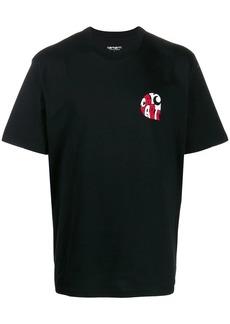 Carhartt relaxed-fit logo print t-shirt