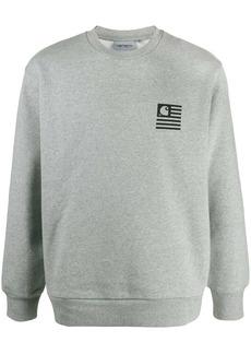 Carhartt relaxed-fit plain sweatshirt
