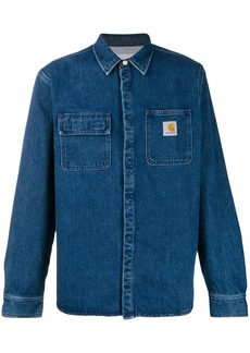 Carhartt Salinac denim shirt jacket