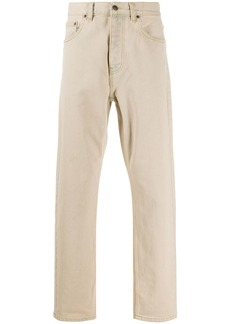 Carhartt straight leg denim jeans