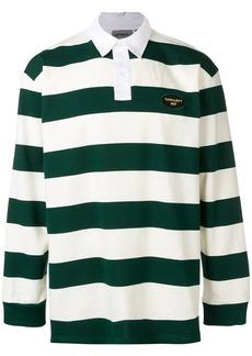 Carhartt striped polo shirt