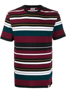 Carhartt striped print T-shirt