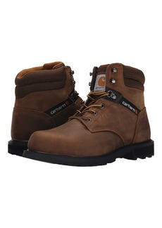 "Carhartt Traditional Welt 6"" Steel Toe Work Boot"