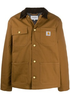 Carhartt two tone shirt jacket