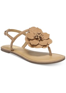 Carlos by Carlos Santana Adalyn Flower Flat Sandals Women's Shoes