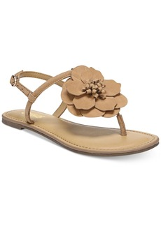 Carlos by Carlos Santana Adalyn Flower Flat Sandals Women's Shoes