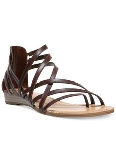 Carlos By Carlos Santana Amara Strappy Flat Sandals Women's Shoes