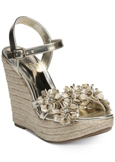 Carlos by Carlos Santana Belinda Wedge Sandals Women's Shoes