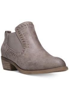 Carlos by Carlos Santana Berkeley Block-Heel Booties Women's Shoes