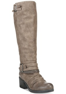 Carlos by Carlos Santana Candace Buckle Boots Women's Shoes
