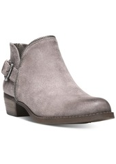 Carlos by Carlos Santana Cayenne Buckle Block-Heel Booties Women's Shoes