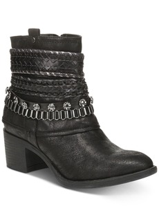Carlos by Carlos Santana Cole Booties Women's Shoes