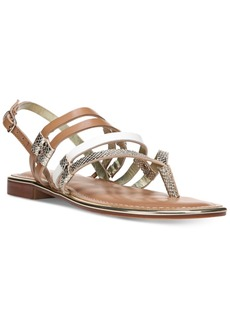 Carlos by Carlos Santana Diego Strappy Flat Sandals Women's Shoes