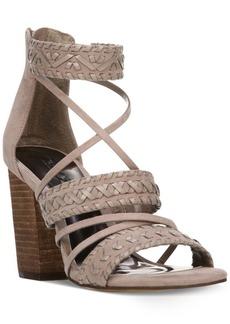 Carlos By Carlos Santana Java Block-Heel City Sandals Women's Shoes