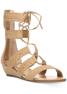 Carlos by Carlos Santana Kamilla Lace-Up Gladiator Sandals Women's Shoes