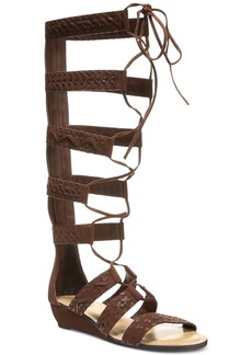 Carlos by Carlos Santana Kingston Tall Lace-Up Gladiator Sandals Women's Shoes