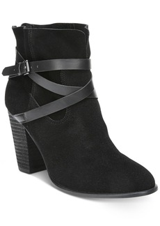 Carlos by Carlos Santana Miles Ankle Booties Women's Shoes