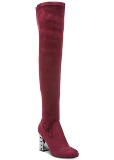 Carlos by Carlos Santana Quantum Over-The-Knee Boots Women's Shoes