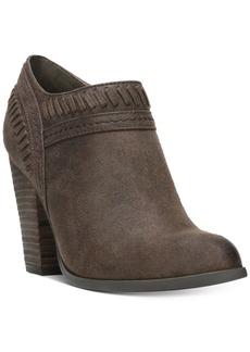 Carlos by Carlos Santana Rollins Block-Heel Booties Women's Shoes