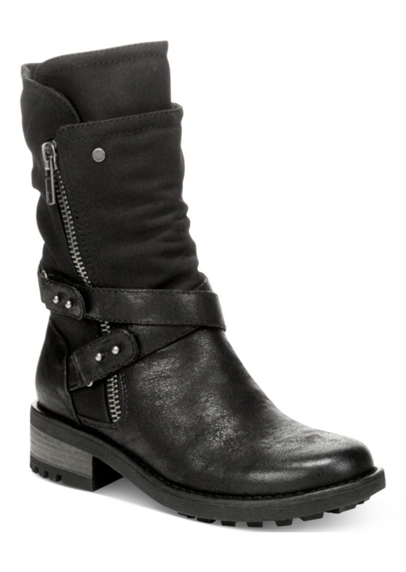 Carlos by Carlos Santana Sawyer Moto Booties Women's Shoes