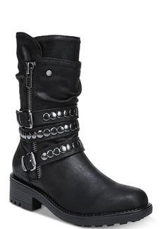 Carlos by Carlos Santana Shadow Moto Boots Women's Shoes