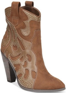 Carlos by Carlos Santana Sterling Western Booties Women's Shoes