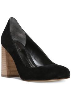 Carlos By Carlos Santana Storm Block-Heel Pumps Women's Shoes