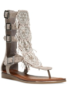 Carlos by Carlos Santana Taos Beaded Gladiator Sandals Women's Shoes