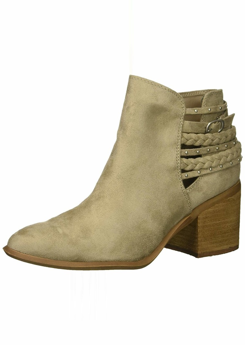 Carlos by Carlos Santana Women's Ashby Ankle Boot Light doe  Medium US