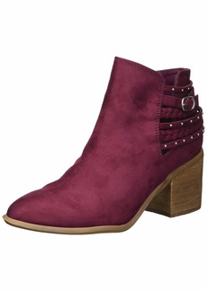 Carlos by Carlos Santana Women's Ashby Ankle Boot   Medium US