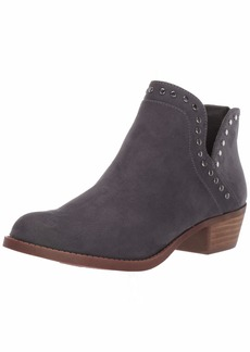 Carlos by Carlos Santana Women's Bailey Ankle Boot TBlue  M US