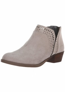 Carlos by Carlos Santana Women's BILLEY Ankle Boot lt doe  Medium US