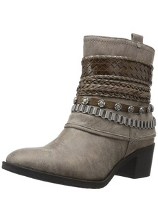 Carlos by Carlos Santana Women's Cole Ankle Boot   M M US