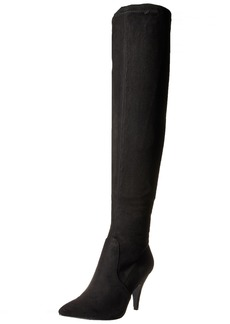 Carlos by Carlos Santana Women's Melody Over The Over The Knee Boot   Medium US