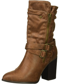 Carlos by Carlos Santana Women's Paisley Fashion Boot tan 5.5 Medium US