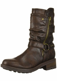 Carlos by Carlos Santana Women's Seth Mid Calf Boot   M M US