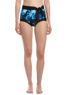 Carmen Marc Valvo Carmen Marc Valvo High Waist Bottom